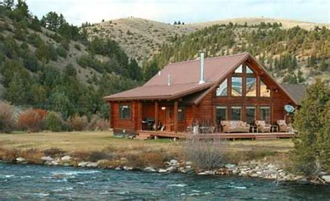 Cottages With Fishing by Standout Fishing Cabin Designs Finding Fish And