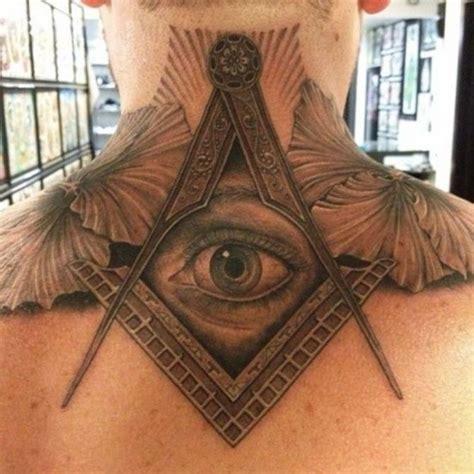 eyeball tattoo satanic illuminati tattoos tattoofanblog