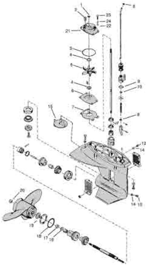 yamaha wiring  stroke yamaha  outboard wiring