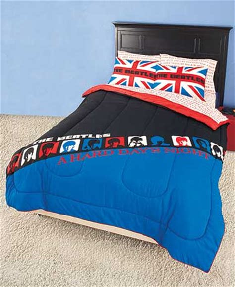 beatles bedding bed bath decor and accessories ltd commodities