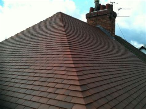 Hipped Tiled Roof Hq Roofing Roofer In Stretford Manchester Uk