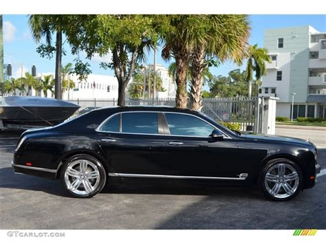 bentley mulsanne black interior black metallic 2011 bentley mulsanne sedan
