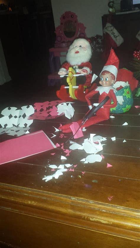 Elf On The Shelf Mischievous  Ee  Ideas Ee   Mom Savers