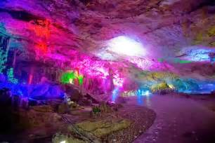 Reed Flute Cave China by Travel Trip Journey Reed Flute Cave China