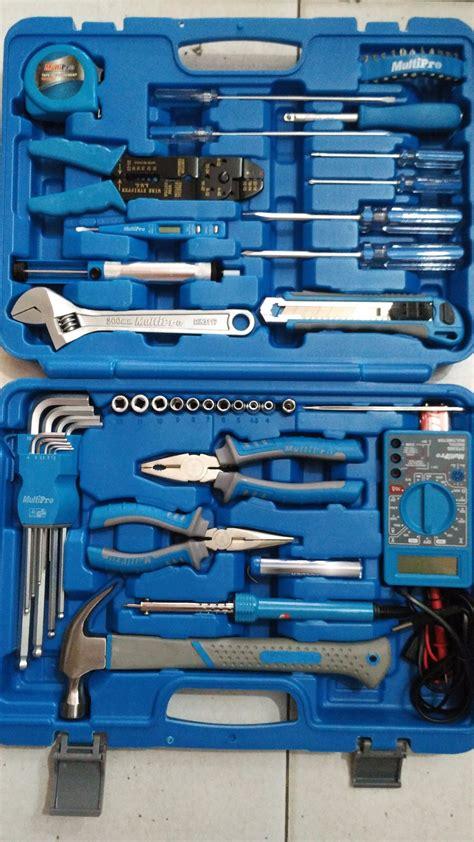 Multipro 8 Kunci Inggris jual multipro electric tool kit set 52 pcs karya indah