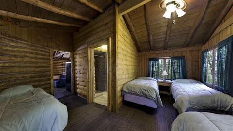 Pere Marquette Cabins by Cabins Pere Marquette River Lodge