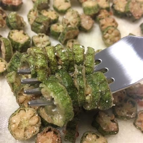 fried okra coastal kelder
