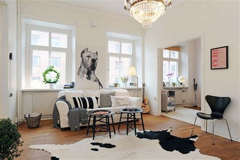 warm and stylish scandinavian interior designs