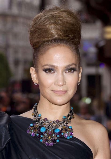 the biggest hair bun in the world elegant big bun hairstyle ideas