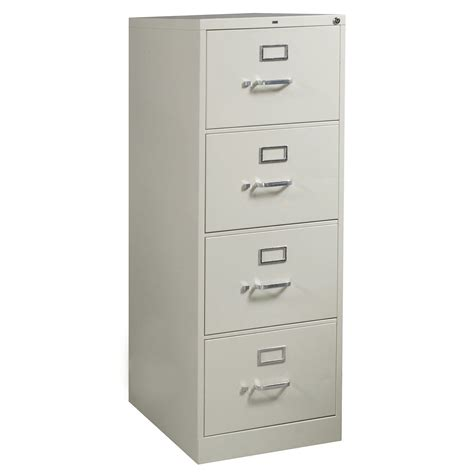 used hon file cabinets hon used 4 legal size vertical file light gray