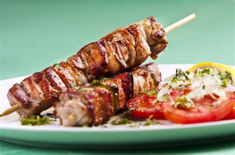 lamb kebabs middle eastern lamb kebabs recipe dishmaps