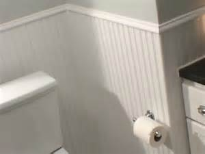 removing wainscoting how to install beadboard paneling diy