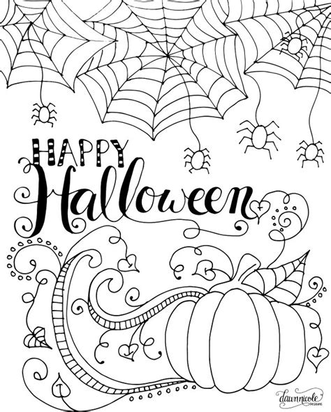 halloween coloring pages printable for adults 200 free halloween coloring pages for kids the suburban mom