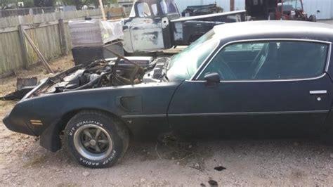 Pontiac Trans Am Parts by 1979 Trans Am Parts Car