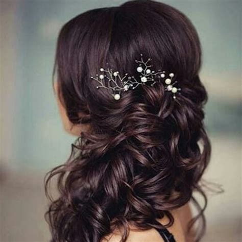 Side Hairstyles For Wedding by 50 Unforgettable Wedding Hairstyles For Hair Hair