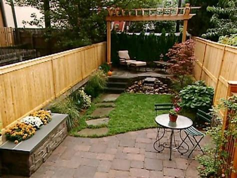 Landscape Ideas For Small Backyard Small Backyard Landscaping Designs Narrow Ideas On Townhouse Best Concept Images About