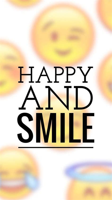 imagenes de emojis con frases smile fondos de pantalla frases feliz emoji image