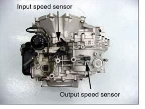 2004 Hyundai Santa Fe Speedometer Problems Help A T P0715 Code Turbine Input Speed Sensor