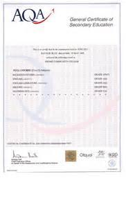 Gcse Certificate Template My Curriculum Vitae Gcse Certificate Religious Studies