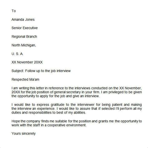Business Letter Format Follow Up well sle follow up letter letter format writing