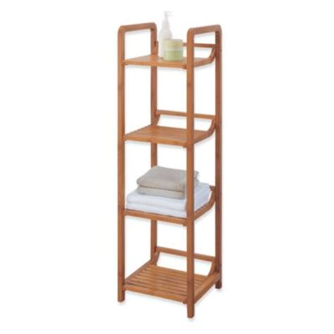 bed bath and beyond shelving buy bathroom shelving from bed bath beyond