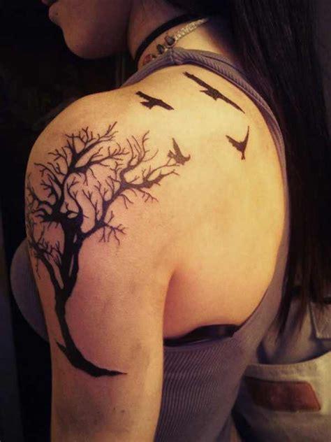 shoulder tree tattoo designs tree on shoulder design of tattoosdesign of tattoos