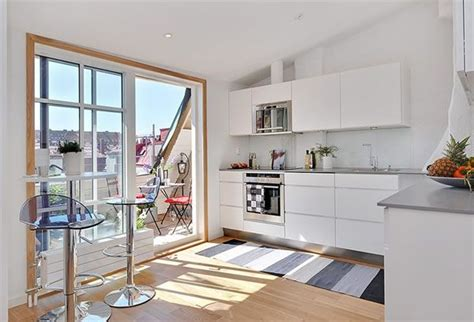 compact apartment swedish inspiration turning a small apartment into a