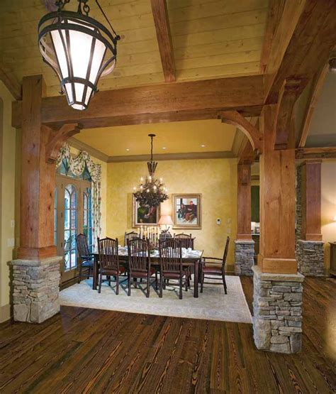 Dining Room Country Style by Interior Design Fancy Country Style Dining Room Superb Craftsman House Design