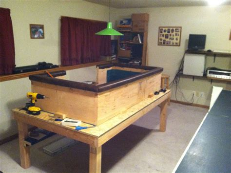 how to build a craps table my craps table build the cave