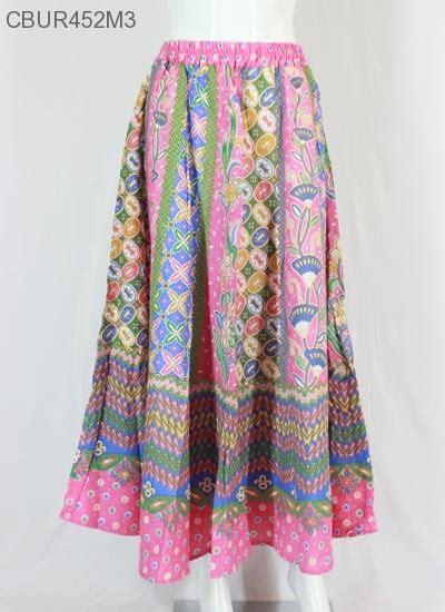 Batik Pramita Set Model Klok rok klok bunga kawung hap rok murah batikunik