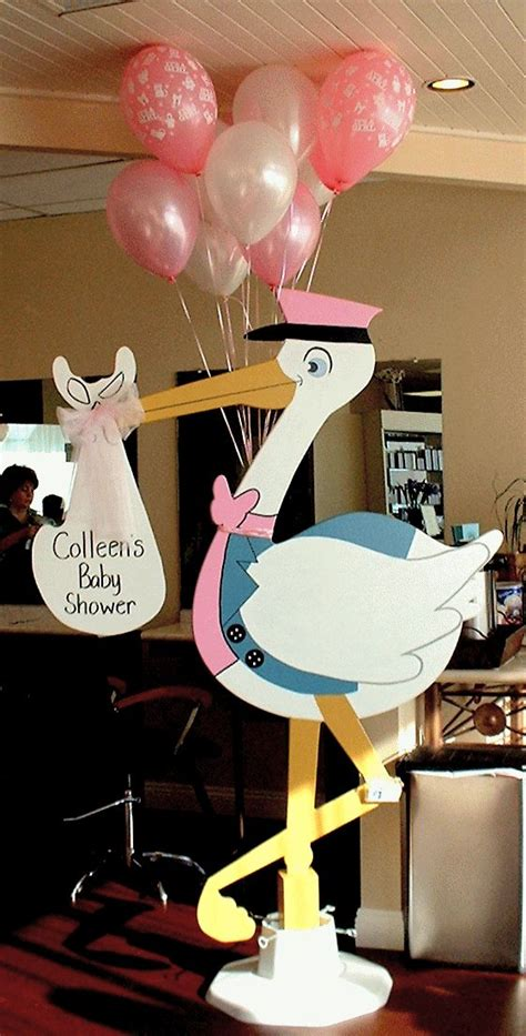 Baby Shower Stork Theme by 10 Best Images About Stork Baby Shower Decorations On