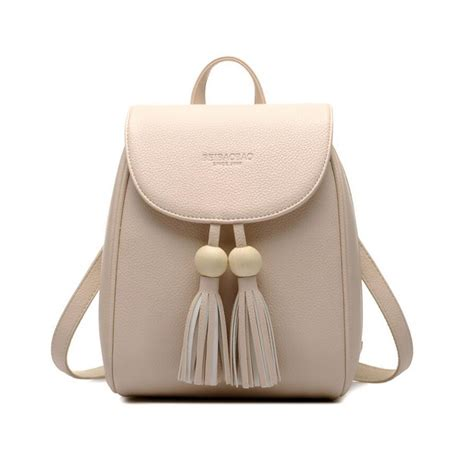 Fashion Mini Bag 980 small leather backpack school bags for teenagers fashion pu leather mini backpack