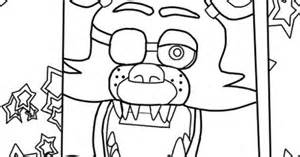Five Nights At Freddys Pinterest Fnaf Coloring Sketch Page sketch template