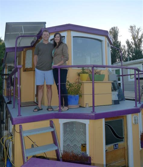 living in a house boat what s it like living on a houseboat zillow porchlight