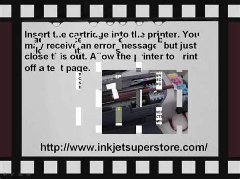 hp deskjet 1050 reset counter how to reset hp ink levels youtube