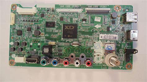 Mainboard Motherboard Pcb Modul Tv 32 Inch Samsung 32e420 Lg 32 Quot 32ln530b Ebu62007673 V 1 Board