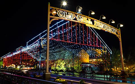 first of christmas lights pigeon forge tn 5184x3228