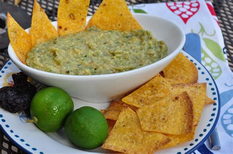 Healthy Corn Tortilla Chips (Vegan) - My Whole Food Life Guacamole And Tortilla Chips Healthy
