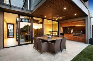 Outdoor Entertainment Area Designs - outdoor kitchen designs featuring pizza ovens fireplaces and other cool accessories