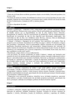 química ii - Colégio Mallet Soares