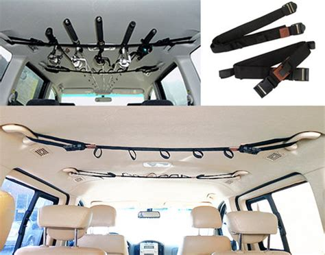 Rod Rack For Car by Car Vehicle Fishing Fish Rod Pole Rack Carrier Tie Car Holder Corefishing Id 8398873
