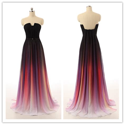 Unique Dress ombre prom dresses unique prom dresses prom dresses 2016