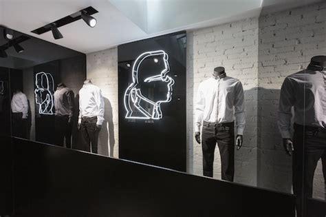 digital shop new karl lagerfeld store in amsterdam offers rich digital
