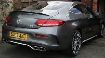 Mercedes Forum Mercedes Amg C63s Coupe In Selenite Grey Pics Page 29