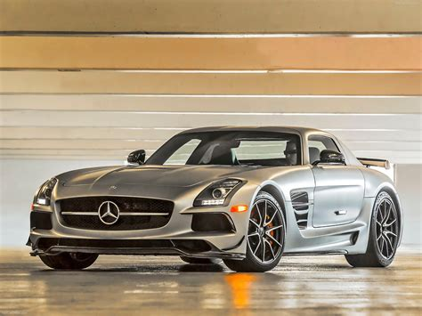 mercedes benz sls amg black series 2014