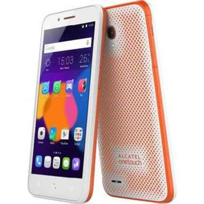 Hp Alcatel One Touch Go Play moviles alcatel one touch go play 7048x naranja