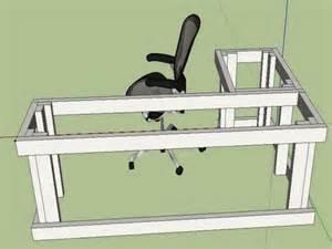 Build L Shaped Desk The World S Catalog Of Ideas