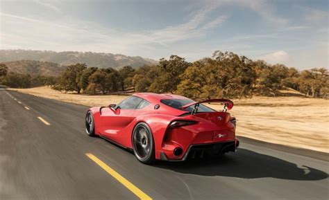 Toyota Ft1 Price Estimate 2018 Toyota Supra News Price Specs Engine Photos Msrp