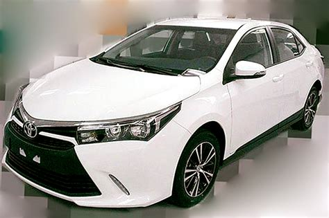 new toyota 2016 new toyota corolla xi 2016 and altis as facelifted e160
