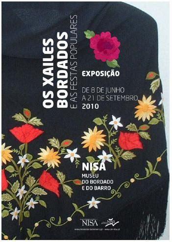 Nisa Gj trajes de portugal os xailes bordados e as festas populares